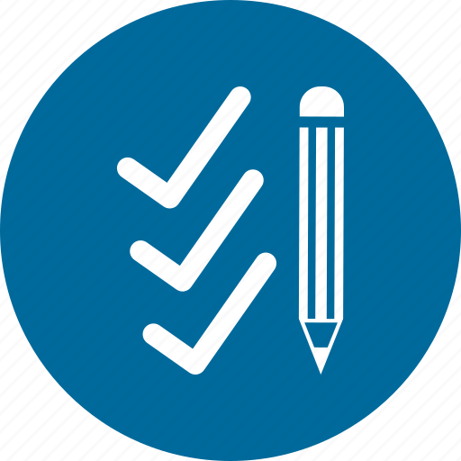 check, draw, pencil, pencils icon