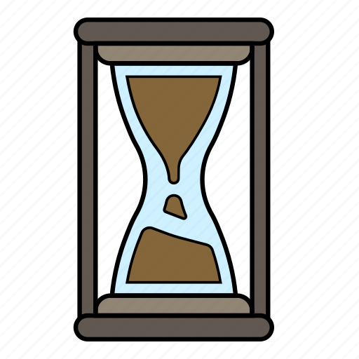 education, sand, sand time, time icon