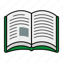 book, education, read, reading, study icon