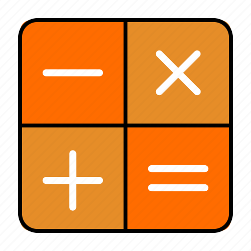 calculator, count, math, tool icon