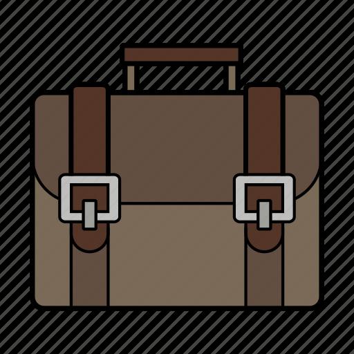 bag, case, diplomate, suitcase icon