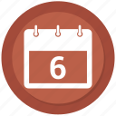 calendar, date, day, schedule icon