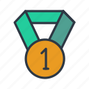 award, cup, prize, trophy icon icon