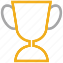 achievement, award, trophy, winning cup icon