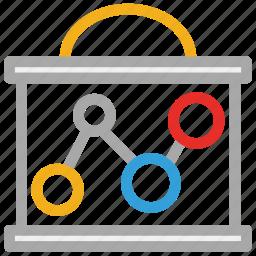 folder, molecule, science, science folder icon