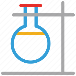 experiment, lab test, laboratory, science lab test icon