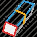 erase, eraser, erasing, remove icon