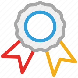 award, best, seal, stamp icon