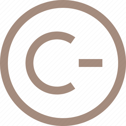 c, c-, education, school icon