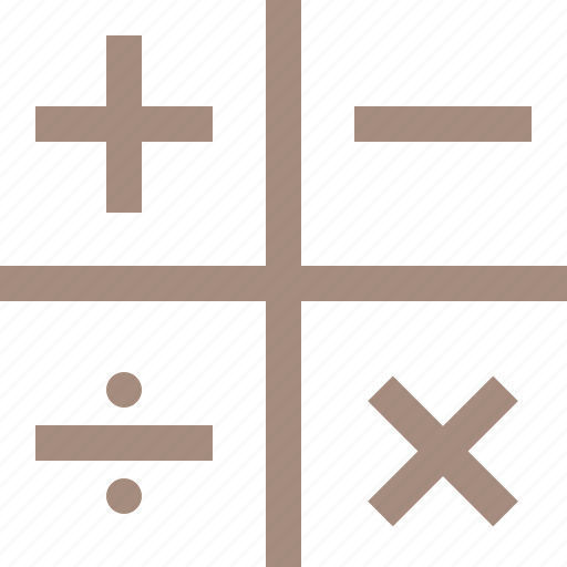 Math icon - Download on Iconfinder on Iconfinder