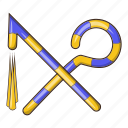 attributes, egypt, egyptian, god icon