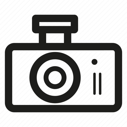 car, dvr, recorder, video icon