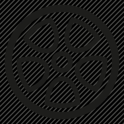 auto, automobile, car, part, wheel icon