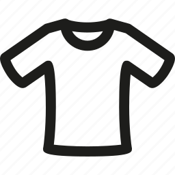 clothes, shirt, t icon