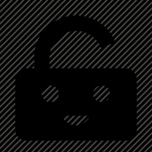 control, off, parental, unlock icon
