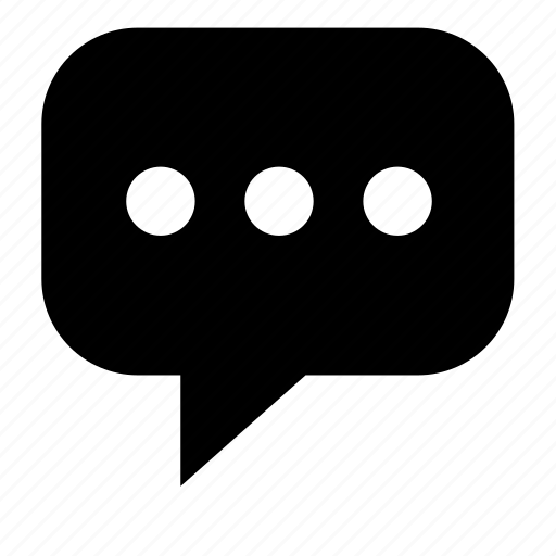 chat comment icon