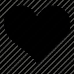 favorite, love icon