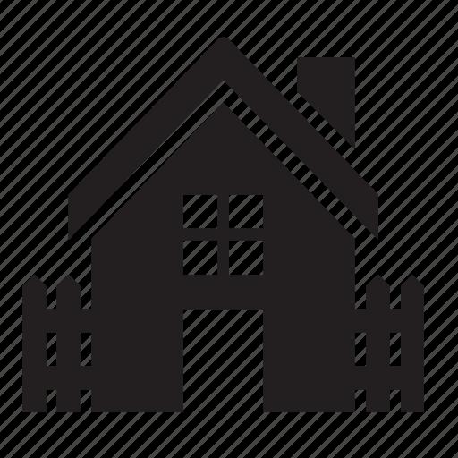 farm, home icon