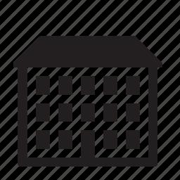 house, story, three icon