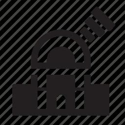 observatory, planetarium icon
