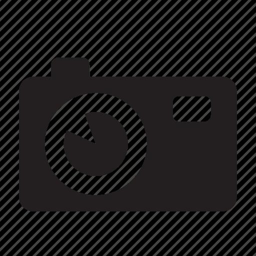 compact, photo icon