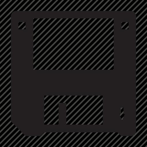 diskette, save icon