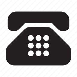phone, telephone icon
