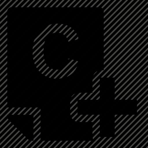 c+, mark icon