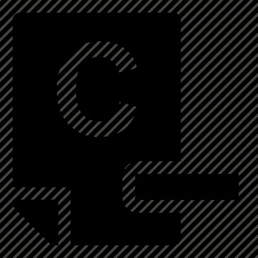 c-, mark icon