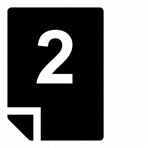 2, mark icon
