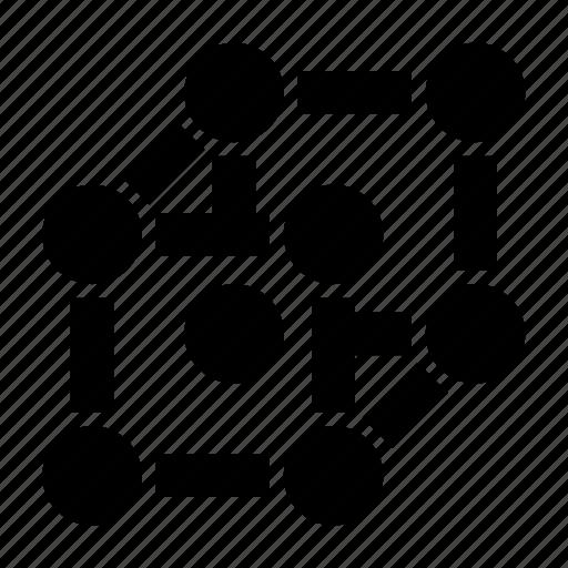 geometry, physics icon