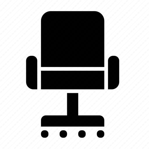armchair, chair icon