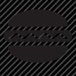 dog, hot, sandwitch icon
