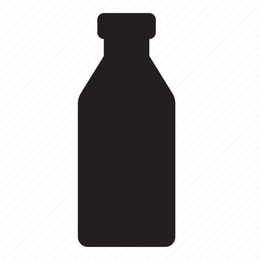bottle, yogurt icon