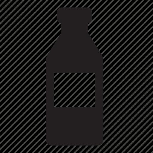 bottle, kefir icon
