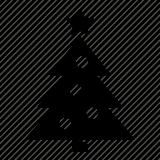 christmas, new, newyear tree, tree, year icon