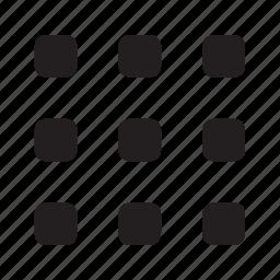 matrix, preview icon