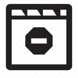 alert, site icon