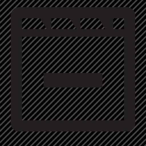 close, site icon