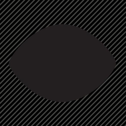 hide, sleep icon