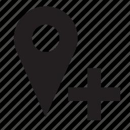 location, set icon