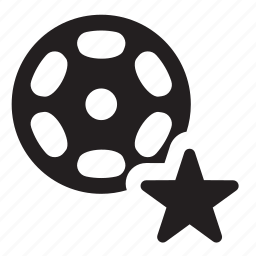 favorite, video icon