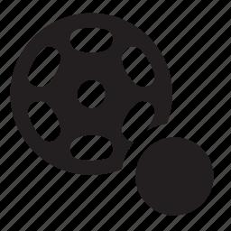 record, video icon