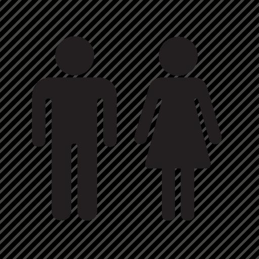 couple, family icon
