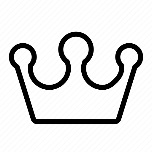 crown, icojam, jewel, king, rating, top icon