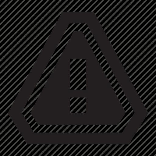 alert, attention icon