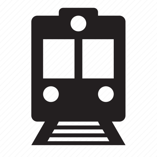Railroad, train icon - Download on Iconfinder on Iconfinder