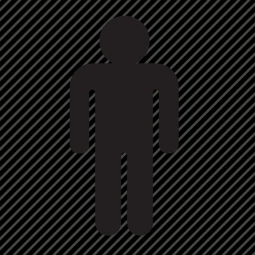 male, man icon