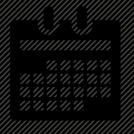 Calendar Icon Vector Png : Calendar icon