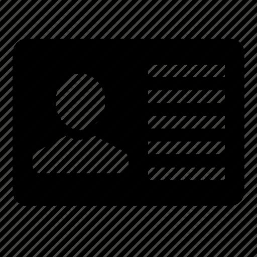 id, pass, profile icon